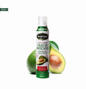 Olej  100% z awokado spray 200ml