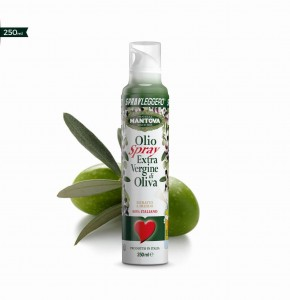 Oliwa z oliwek extra virgin  200ml spray
